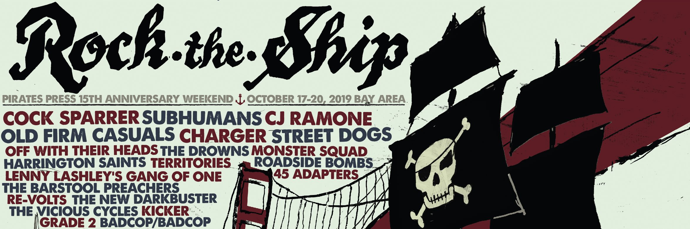 Rock The Ship Festival